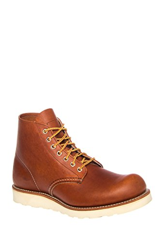 Men's 6 Inch Round Toe Boot
