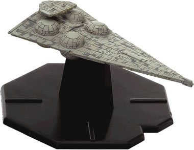 Star Wars Miniatures: Imperial Interdictor Cruiser # 34 - Starship Battles (Imperial Battle Cruiser compare prices)