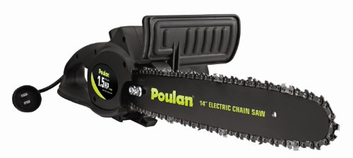 Poulan PLN1514 14-Inch 1-1/2 HP Electric Chain Saw