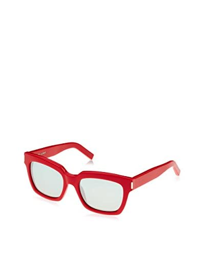 Yves Saint Laurent Occhiali da sole BOLD 1 (54 mm) Rosso