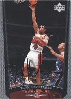 Alan Henderson Atlanta Hawks 1999 Upper Deck Autographed Hand Signed Trading Card. by Hall+of+Fame+Memorabilia