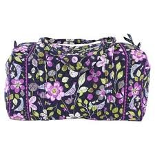 Rated 1 out of 5 by StMarie from Not thrilled I have so many Vera Bradley bags pocketbooks, wallets, backpacks, duffels.. in all sizes and patterns and are always singing the praises of my bags.