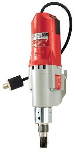 Milwaukee 4004 Diamond Coring Motor 300/600 RPM, 20 Amp with Clutch