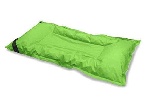Kokido BreeZ Bean Bag Swimming Pool Floating Lounge, Green by Kokido online bestellen