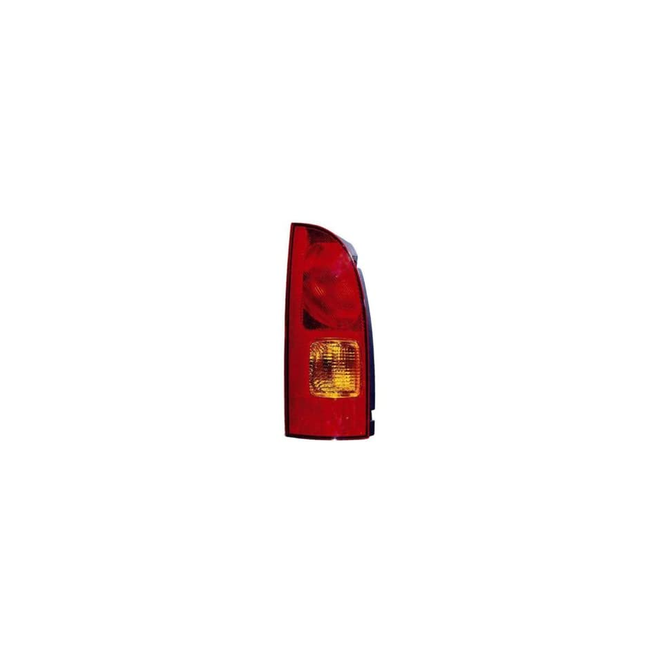 Nissan Quest Driver Side Replacement Tail Light