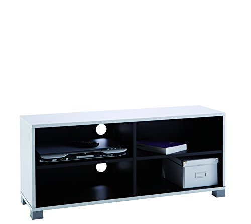 demeyere 453218 tv bank grafit wei schwarz com forafrica. Black Bedroom Furniture Sets. Home Design Ideas
