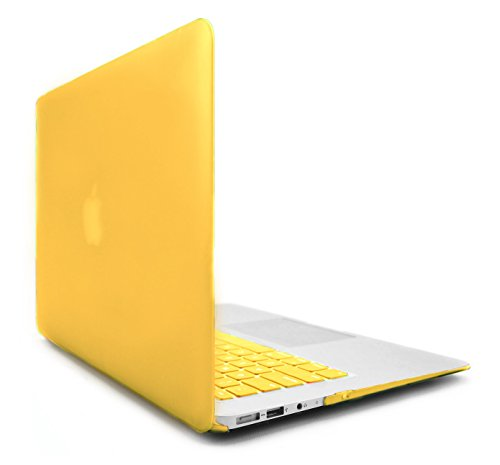 Techno Earth - Rubberized Hard Case Cover for Macbook Air 13