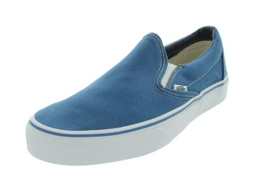 Vans Men'S Vans Classic Slip On Skate Shoes, Navy, 12 B(M) Us Women / 10.5 D(M) Us Men