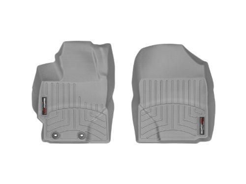 Weathertech Front Floorliner For Select Toyota Yaris/Prius C Models (Gray)