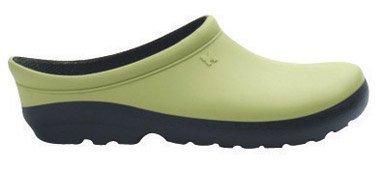 Sloggers 260KW09 Women's Premium Clog, Size-9, Kiwi