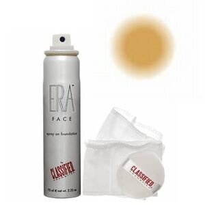 Classified Cosmetics ERA FACE Spray On Foundation - R8