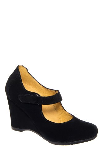 Bussola Enna 13316 Mid Wedge Shoe