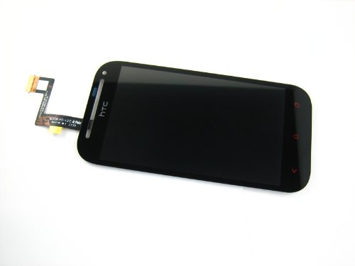 For Htc One Sv C525E Red ~ Full Lcd Display+Touch Screen Digitizer ~ Mobile Phone Repair Part Replacement