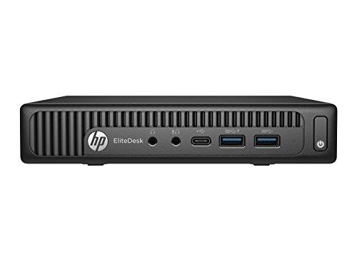 HP EliteDesk 800 G2 3.4GHz i7-6700 PC di dimensione 1L Nero
