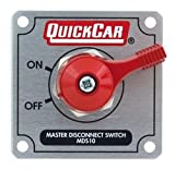 QuickCar Racing Products 55-022 Silver 2-1/2