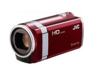 JVC - GZ HM 445 ROT INKL.4GB+TASCHE