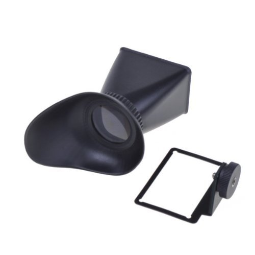 Neewer® 2.8X 3:2 Dslr Lcd Screen Viewfinder Extender For Canon Eos Rebel T3I/600D And 60D