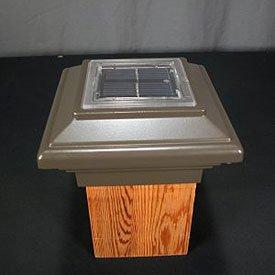 Aurora Deck Lighting Spw5035 Pegasus Solar 3 5 Inch Post