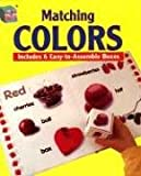 img - for Matching Colors (Build-A-Block Books) book / textbook / text book