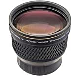 High Definition Telephoto Lens 1.54X packed in display box w/RA5237A,RA5243B,RA5255A, ~ Raynox
