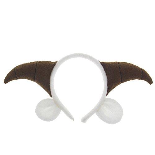 Skue  (Sheep Horn Costume)
