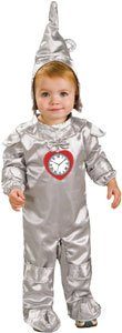 Wizard of Oz Tinman Baby Costume
