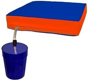 Papa Berts Original Papa Berts Sippin Seat - Blueorange Outdoor Accessories