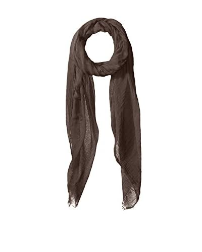 Rick Owens DRKSHDW Men's Cotton Scarf, Dark Dust