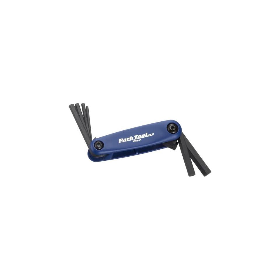 Park Tool AWS-11 Metric Folding Hex Wrench Set-Bicycle Repair Tool-New