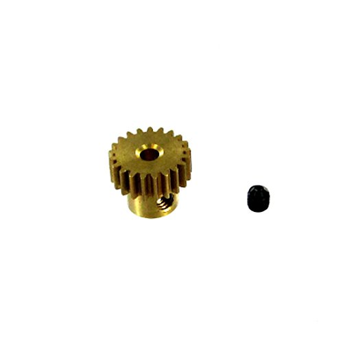 Redcat Racing 21T/.6 Module Brass Pinion Gear