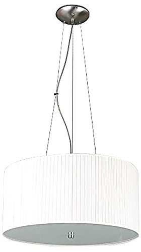 Lampex 191/3 Hängeleuchte Bianco 3