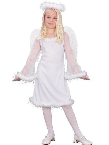 Heaven Sent Girls Angel Costume