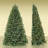 7' Balsam Spruce Unlit Artificial Christmas Tree
