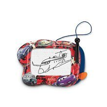High-Quality Magnetic Drawing Screen In A Fun Cars 2 Spy Frame! - Fisher-Price Kid-Tough Doodle Pro Disney/Pixar Cars 2 Mini