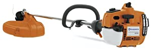 Husqvarna 323L 24.5cc E-Tech 2-Cycle Gas Powered Straight Shaft String Trimmer With Smart Start