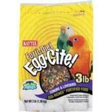 Cheap Kaytee Forti-Diet Egg-Cite! for Conures and Lovebirds (B000HHLOJC)