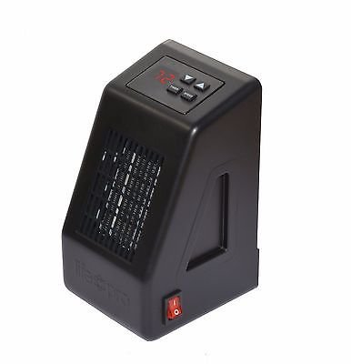 Lightsmith Lifepro Personal Infrared Heater, 400 Watts, 1365 BTUs (LSHT1023US) (240v 4000w Smart Wall Heater compare prices)
