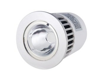 Color Changing 5W Gu10 Socket Rgb Led Spotlight With Reomte Control