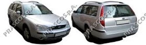 Fensterheber hinten, links Ford, Mondeo III, Mondeo III Kombi, Mondeo III Stu...