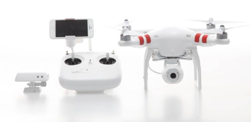 DJI Phantom 2 Vision Quadcopter  Integrated FPV