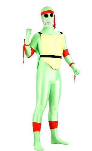 BlackSunnyDay Lycra Teenage Mutant Ninja Turtles Spandex Zentai
