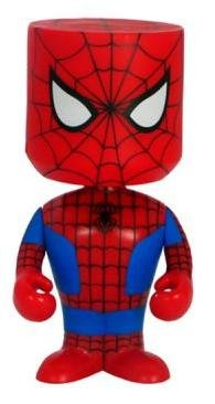 Buy Low Price Funko Bobble Head Figure (Nodniks) – Marvel – Spiderman (B003EE7I4U)
