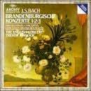 Concertos Brandebourgeois N° 1-2-3