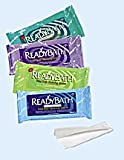 ^ReadyBath Premium Bathing Systems - Case of 24 Packs (8 clothes/pack) - Antibacterial Scented