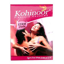 Kohinoor XTRA Dots 3s Multiple Packs