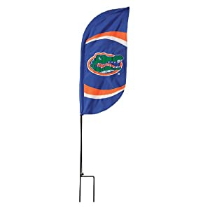 Buy Team Sports America Collegiate Feather Banner Package by Team Sports America