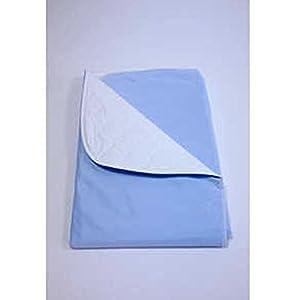 Empapador 85 x 90 azul 4 capas C/ alas-Unidad por mip