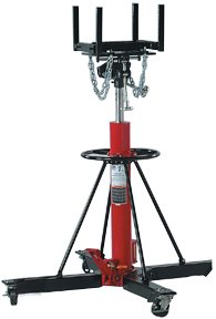 Atd Atd-7433 1 Ton Heavy-Duty Hydraulic Telescopic Transmission Jack