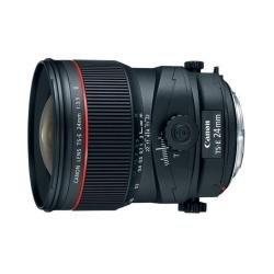 Canon TS-E 24mm f/3.5 L II Lens ( Wide 24mm focal length, ± 8.5° Tilt  &  ±12mm Shift)