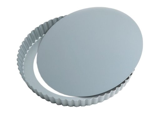 Fox Run Brands Preferred Non-Stick 9-Inch Quiche Pan (Round) with Removable Bottom